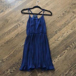 Urban Outfitters pleated dress